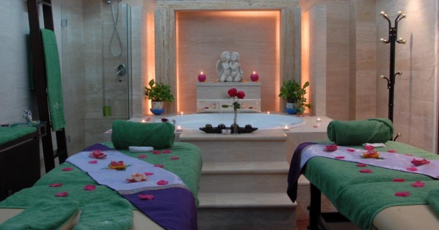 Ritual de pareja con ba�o, cocktail y masaje