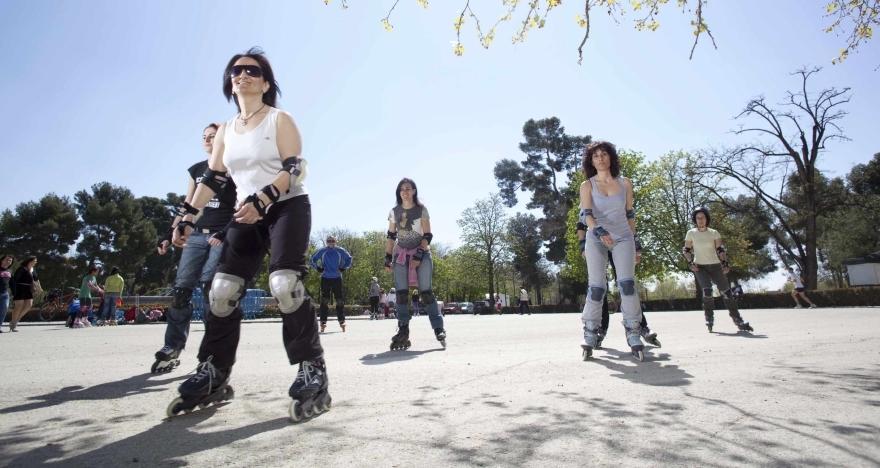 Roller Madrid