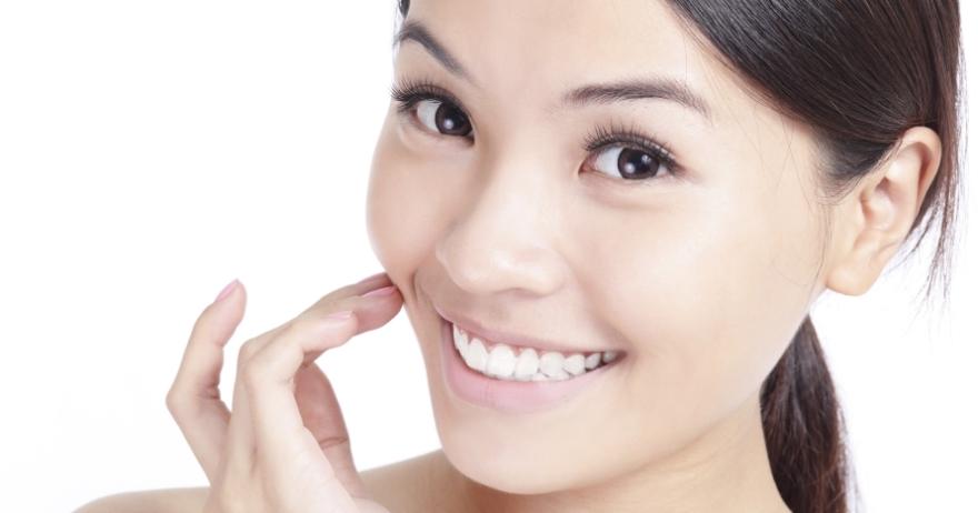 Higiene bucodental y sonrisa destellante
