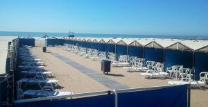 Mar del Plata - Alquiler de carpas 2, 4 o 7 días