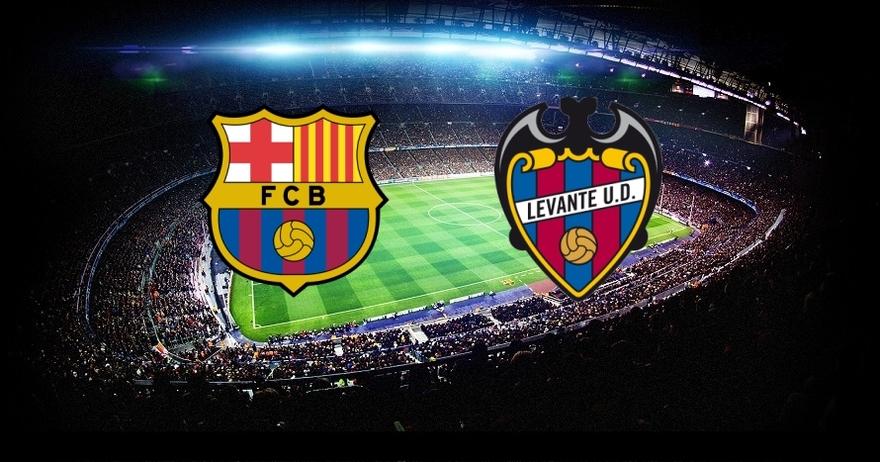 Liga BBVA 14/15 - FC Barcelona vs Levante UD (J23)