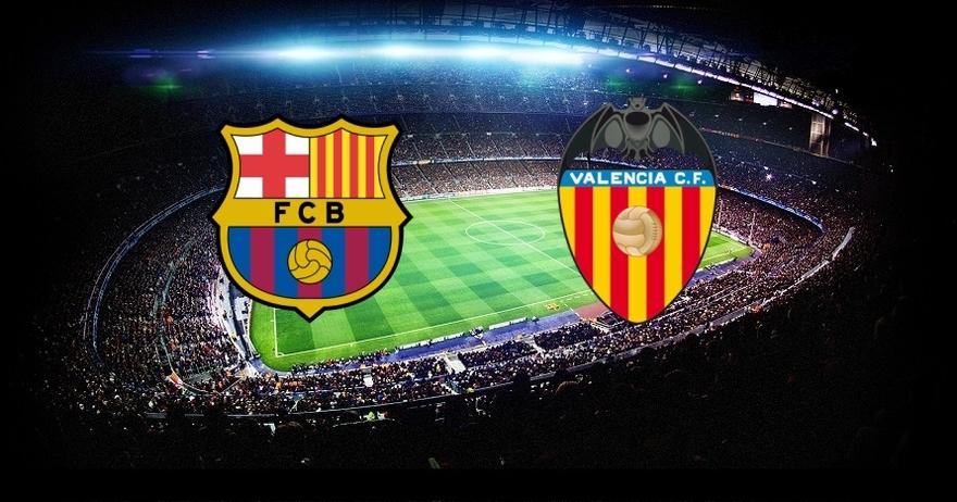 Liga BBVA 14/15 - FC Barcelona vs Valencia CF J.32
