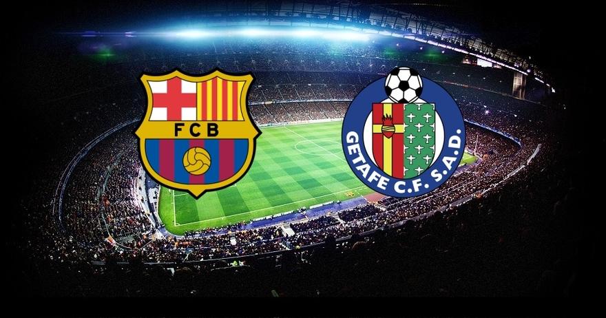 Liga BBVA 14/15 - FC Barcelona vs. Getafe (J.34)