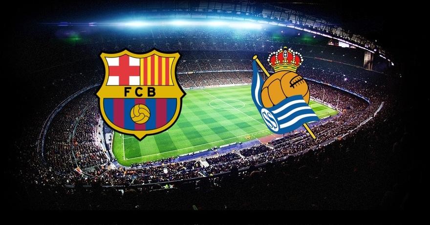 Liga BBVA 14/15 - FC Barcelona vs R. Sociedad J.36