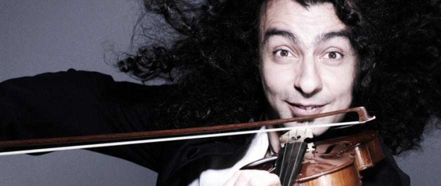Ara Malikian, violinista. Mis primeras cuatro estaciones