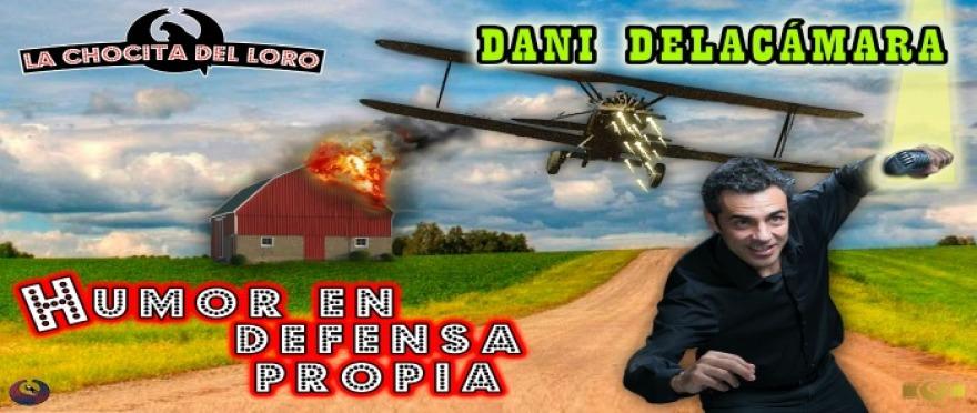 Humor en defensa propia - Dani Delacamara