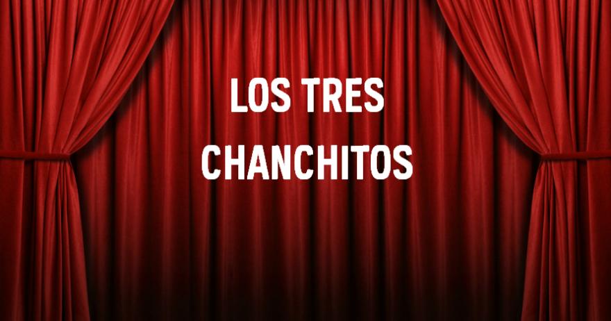 Los Tres Chanchitos en el Teatro Julieta