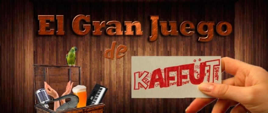 El gran juego de Kaff�t