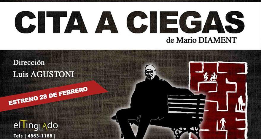 Cita a Ciegas - Teatro El Tinglado