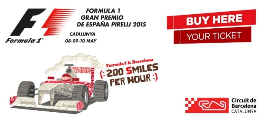 F1 Gran Premio de España 2015 Circuit de Barcelona