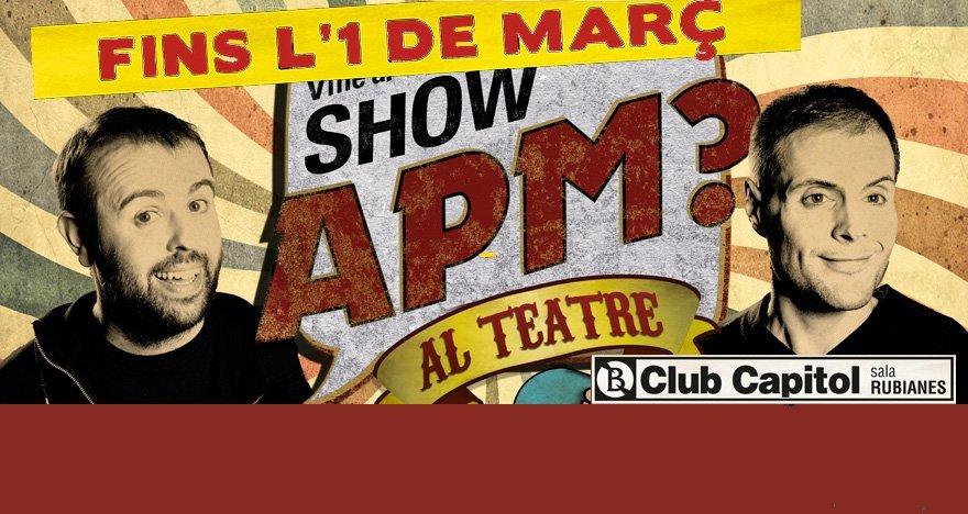 APM the show