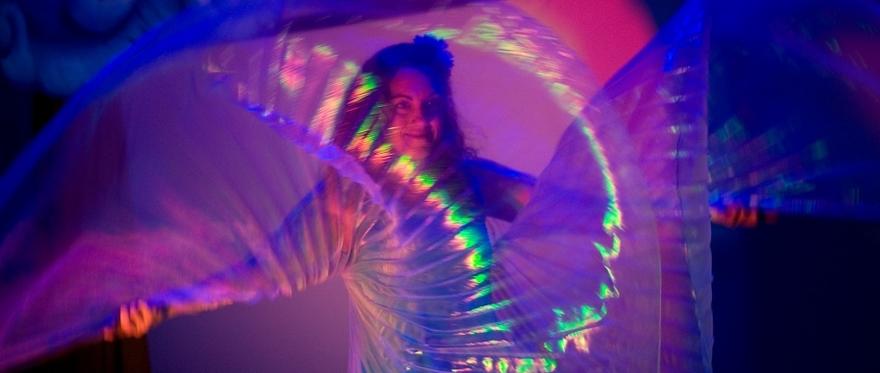 Teatro para beb�s - De luces y colores