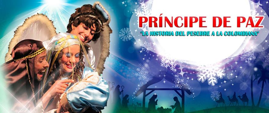 Pr�ncipe de paz, comedia de Navidad