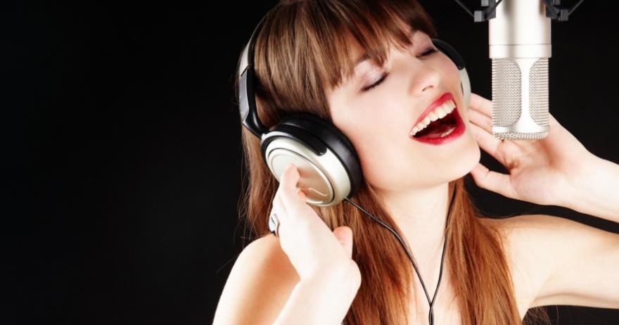 Graba tu canción en un estudio de sonido