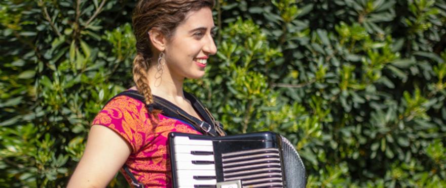 Maila, un mon de contes a traves de la música