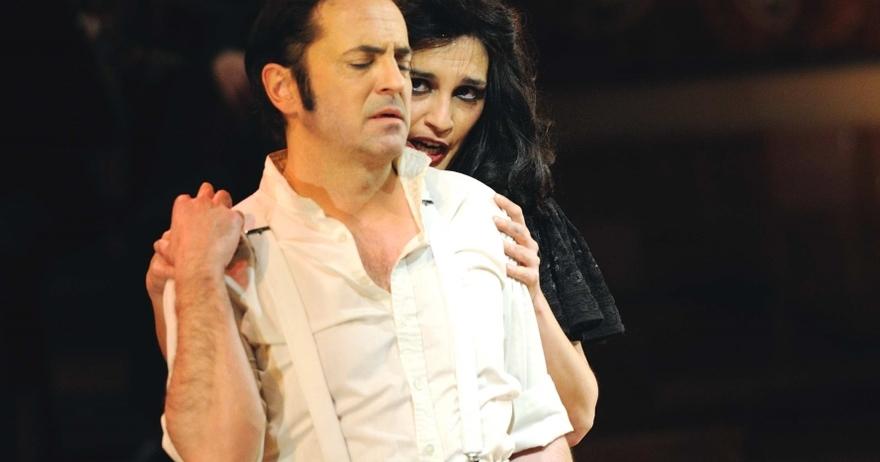 Carmen y Jos�, Carmen de Bizet