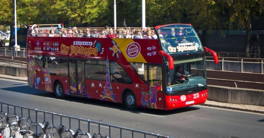 Bus turístico de Sevilla