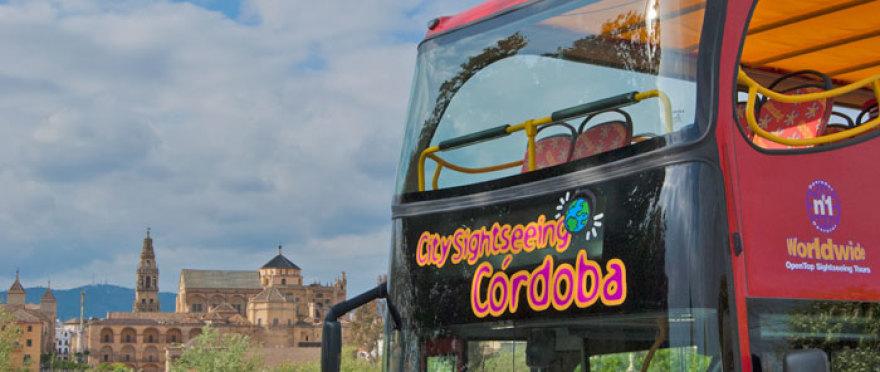 Bus turistico de Cordoba