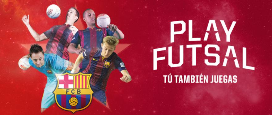 F�tbol Sala - FC Barcelona vs Azkar Lugo F.S
