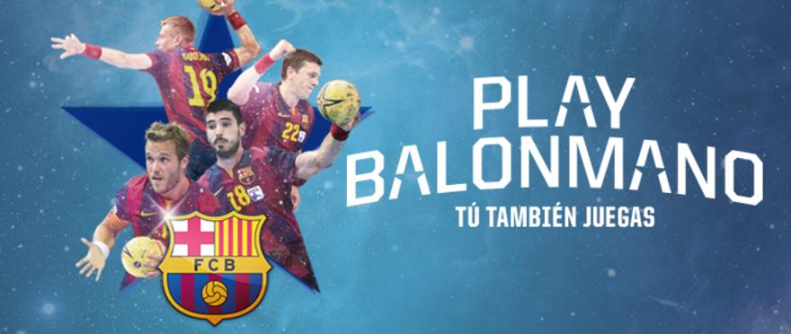 Balonmano - FC Barcelona vs BM Villa de Aranda