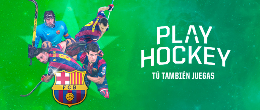 Hockey - FC Barcelona vs ICG Software Lleida