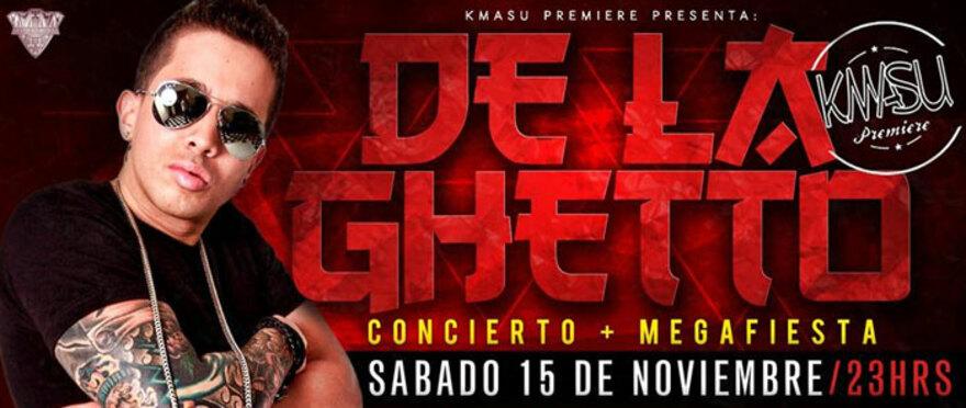 De La Ghetto + Fiesta