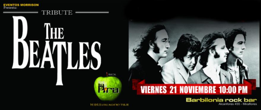 The Beatles - Tributo En Vivo Por La Pira
