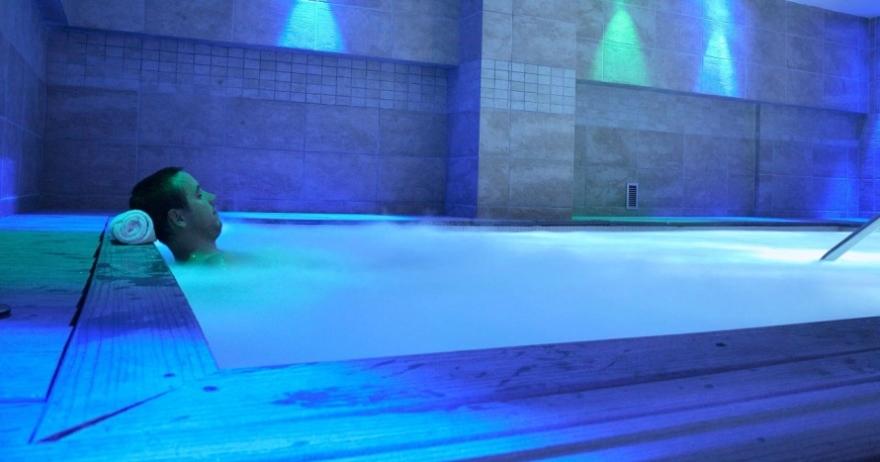 Rel�jate con Alegr�a Spa y masaje para 2 personas