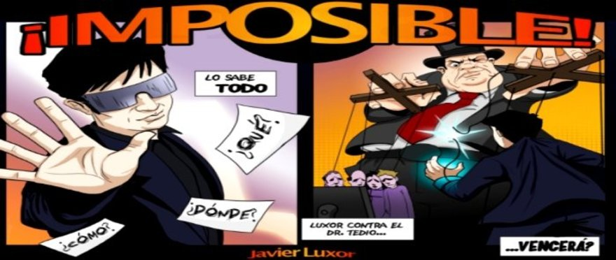 ¡Imposible!-Javier Luxor