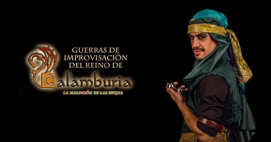 Las Guerras de Improvisaci�n Reino de Calamburia