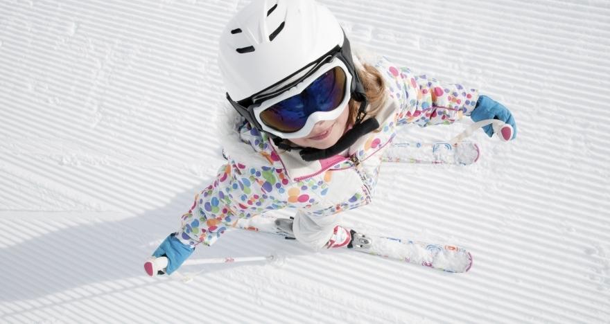 Curso de esquí para niños de 1, 3, 4, 5 ó 10 días