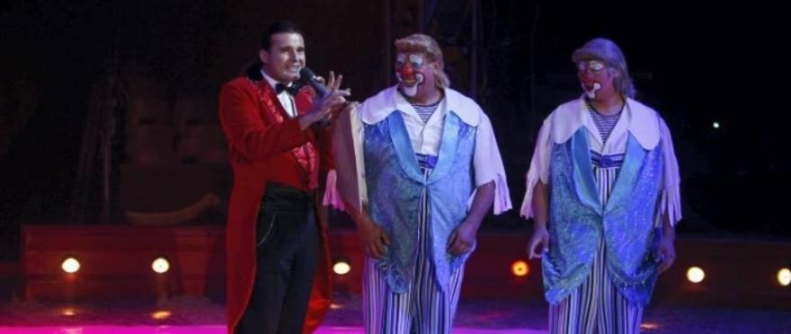 Circo Mundial - Circo al Rojo Vivo, en Madrid