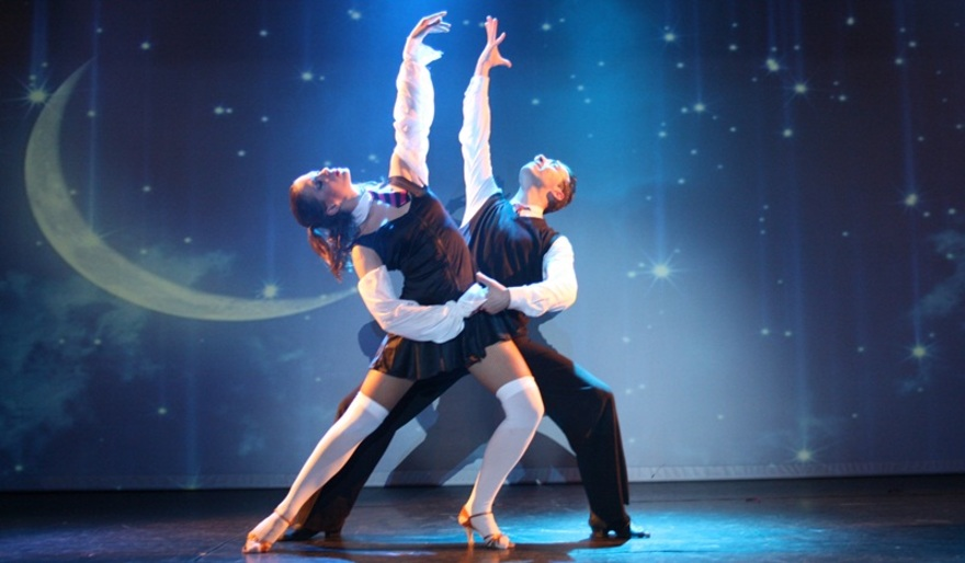 Dancing - Men� especiales