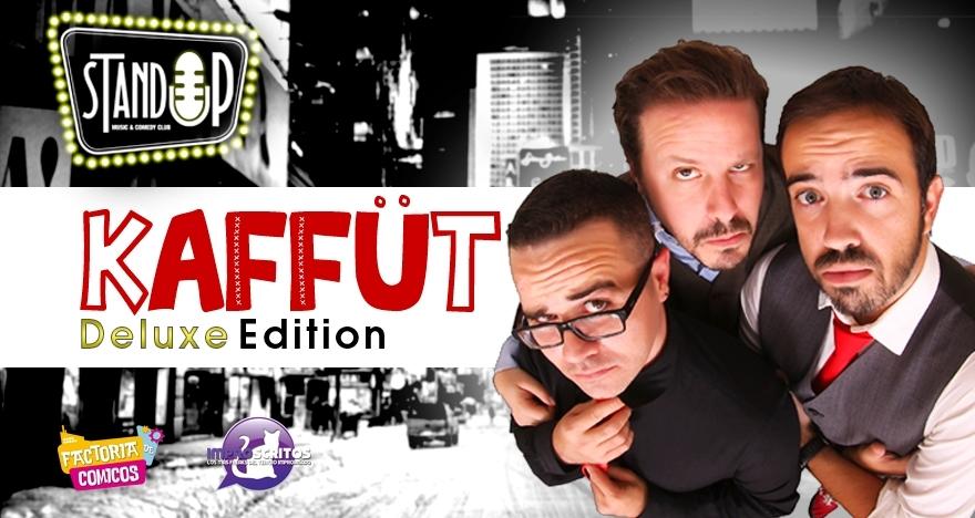 El Gran Juego de Kaff�t - Deluxe Edition