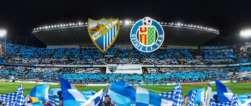Liga BBVA 2014/15 - M�laga CF - RCD Espanyol
