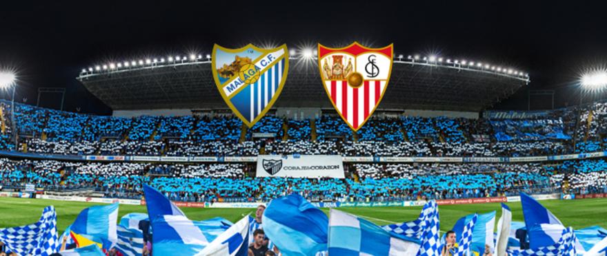 Liga BBVA 2014/15 - Málaga CF - RCD Espanyol