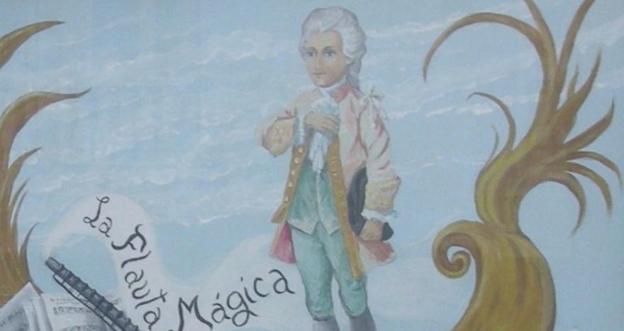Noches de mon�logos en la Flauta M�gica