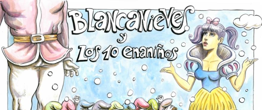 Blancanieves y los siete enaniños
