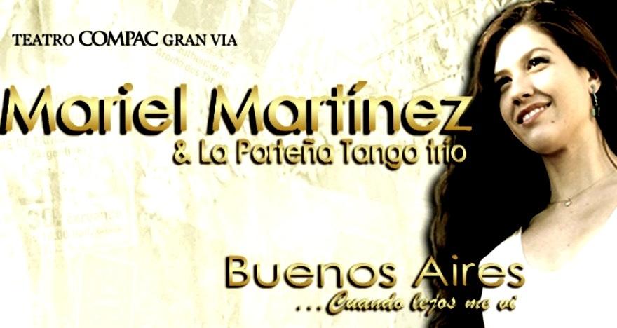 Mariel Martinez - Buenos Aires, cuando lejos me vi