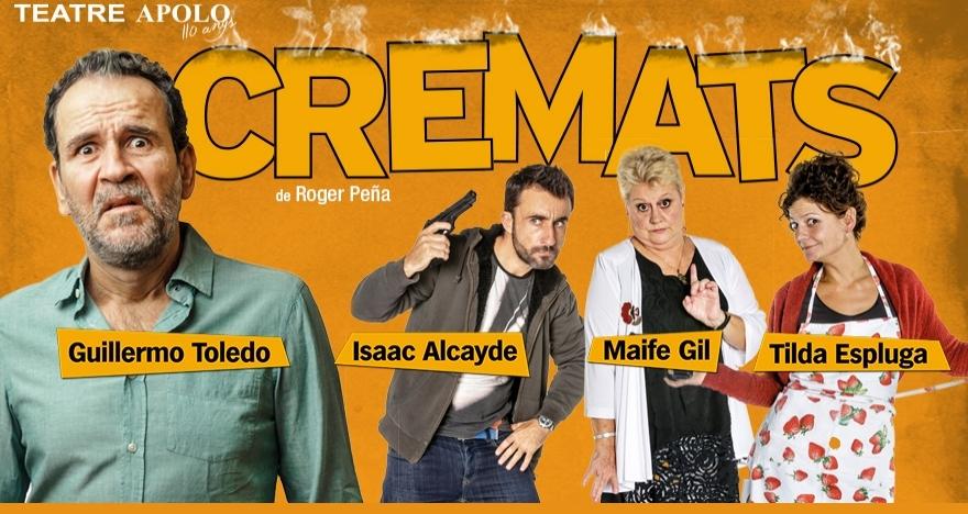Cremats