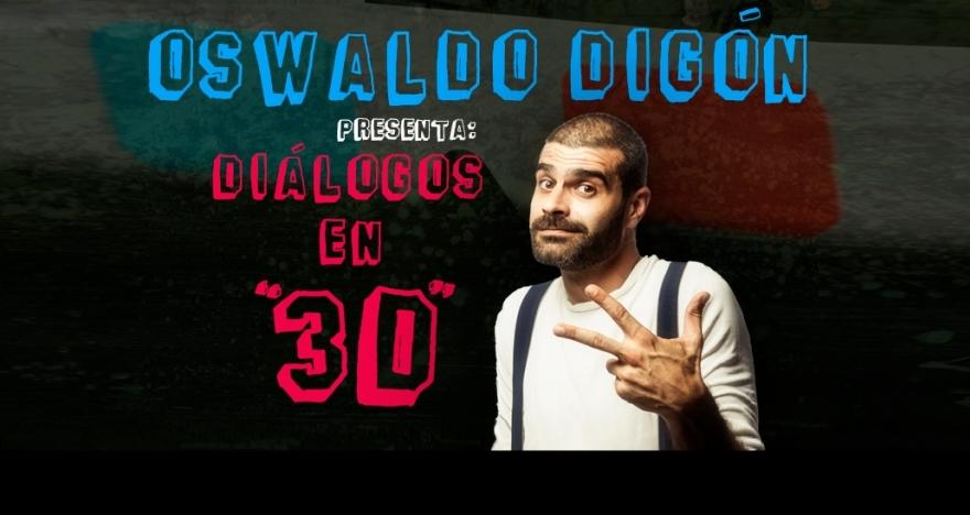 Oswaldo Digon - Di�logos en 3D