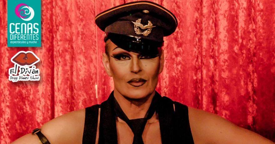Cena Superdivina con Drag Queen