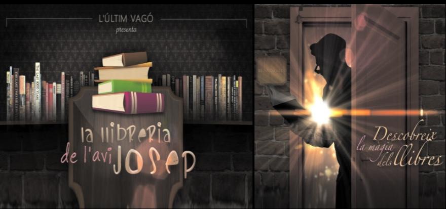 La llibrer�a de l'avi Josep