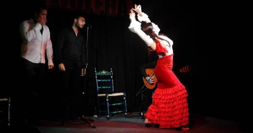 Show flamenco Solera Cultural