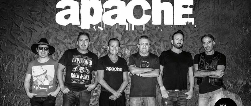 El millor Pop Rock amb Apache