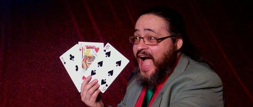Ilusionismo y magia con el Gran Nano M�rquez