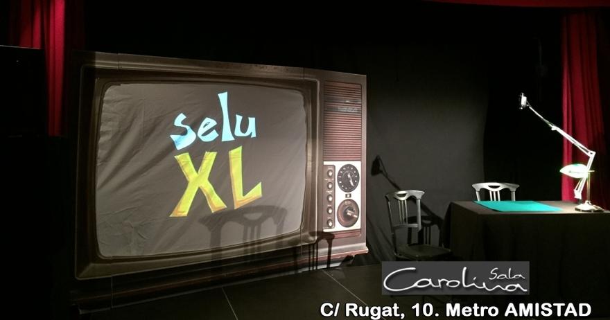 Magia de cerca con Selu XL