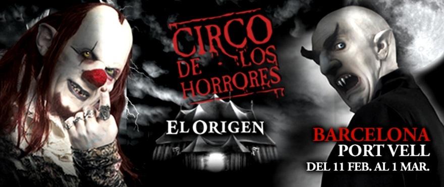 Circo de los Horrores en Barcelona