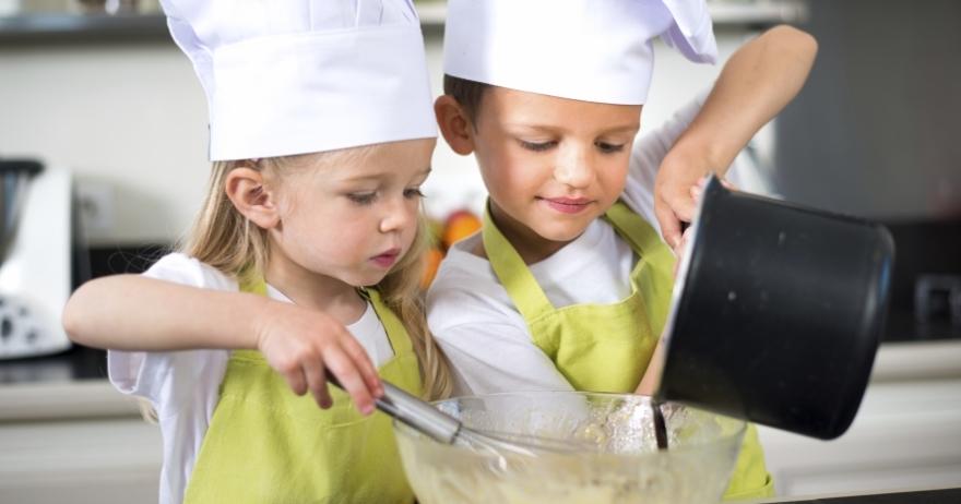 Taller infantil de cocina valencia - Singular kitchen valencia ...