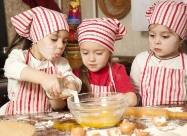 Curso de cocina para ni os con chema de isidro madrid - Singular kitchen madrid ...